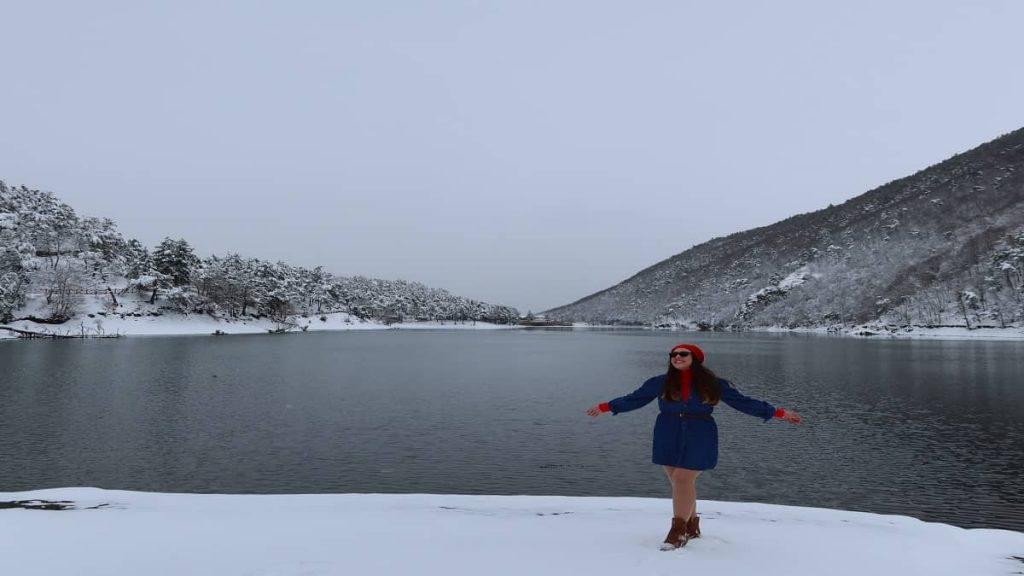 amasyanın doğal güzellikleri boraboy gölü