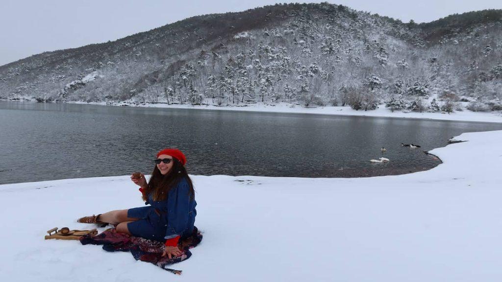 amasya boraboy gölü