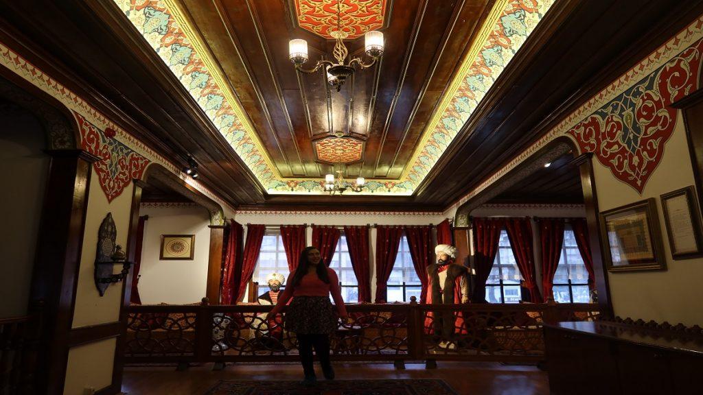 amasyada gezilecek yerler şehzadeler müzesi