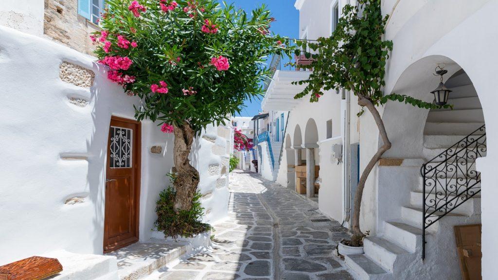 Santorini Gezilecek Yerler listesi