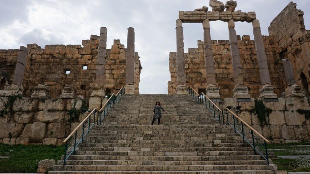 lübnan gezilecek yerler baalbek