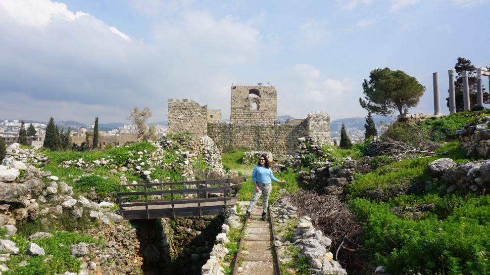 lübnan beyrut gezilecek yerler byblos