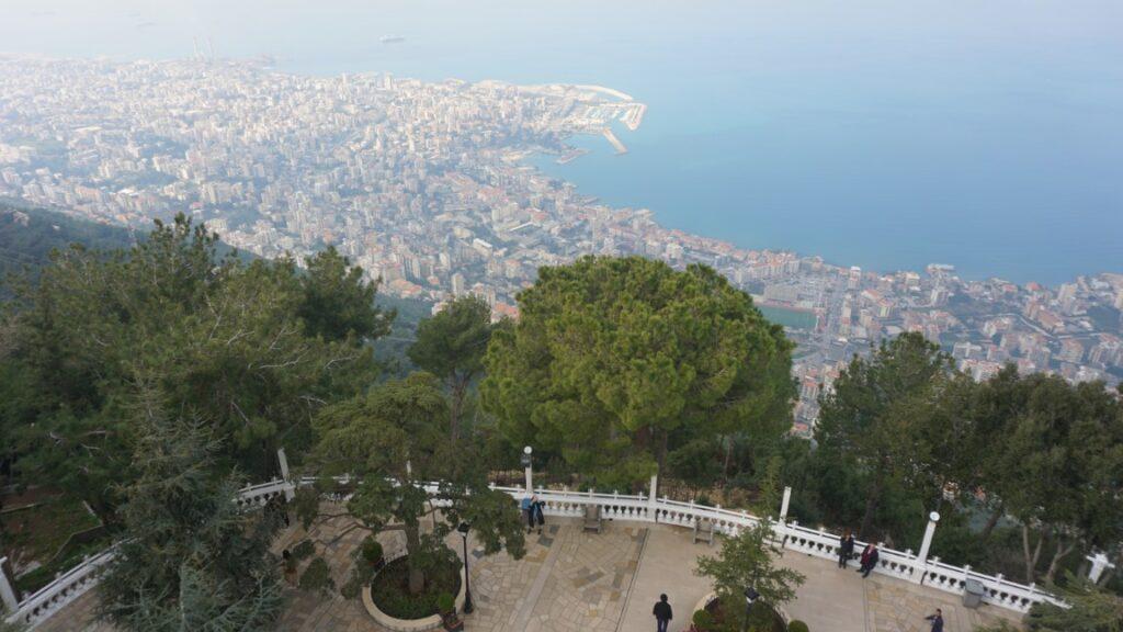 lübnan beyrut gezilecek yerler harissa