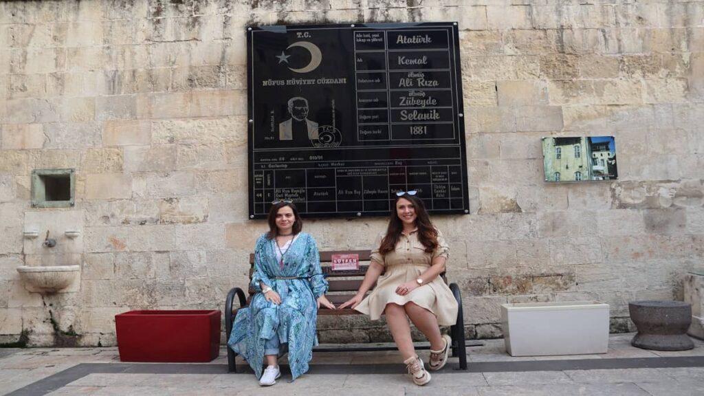 gaziantep gezilecek yerler atatürk anı müzesi