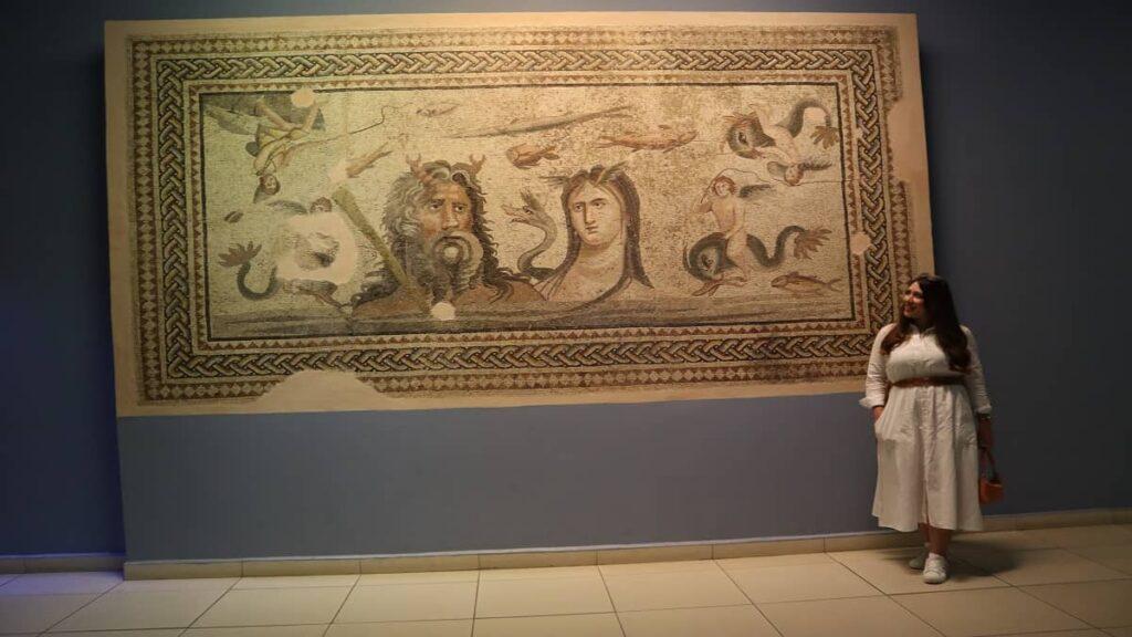Gaziantep Merkez Gezilecek Yerler zeugma mozaik müzesi