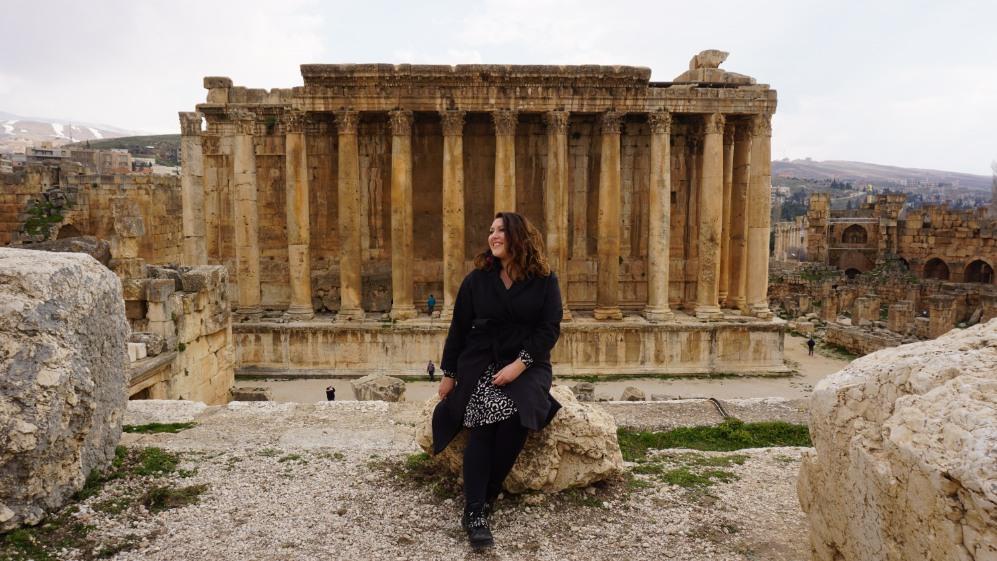 beyrut baalbek antik kenti
