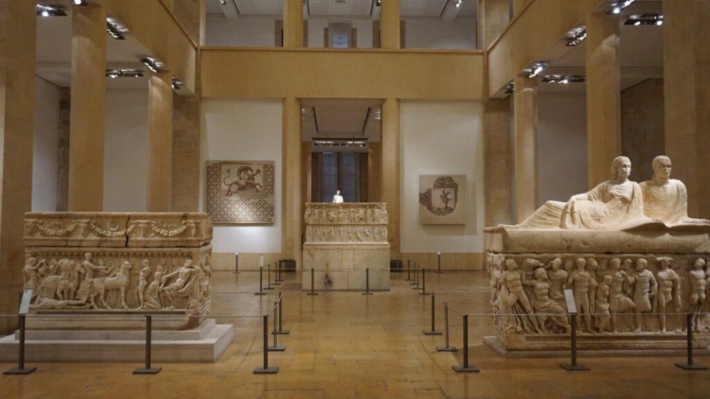 beyrut ulusal müze