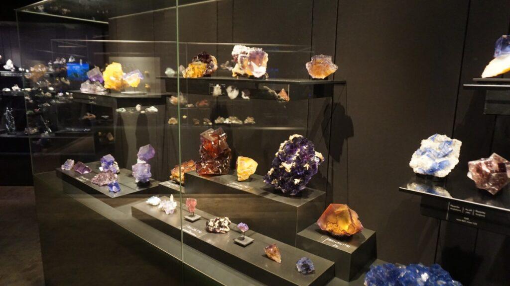 lübnan mineral müzesi