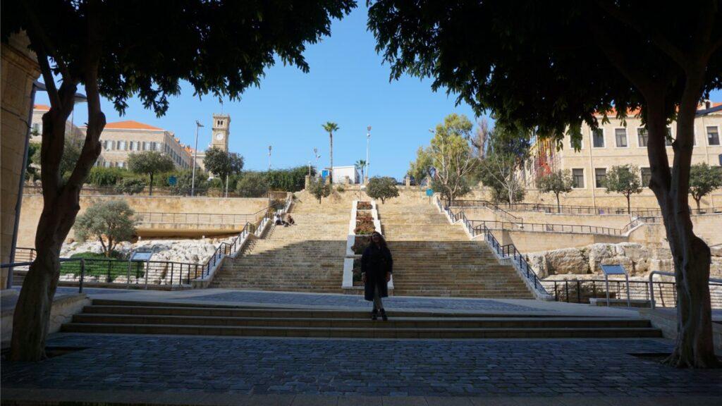 beyrut gezilecek yerler roma hamamı kalıntıları