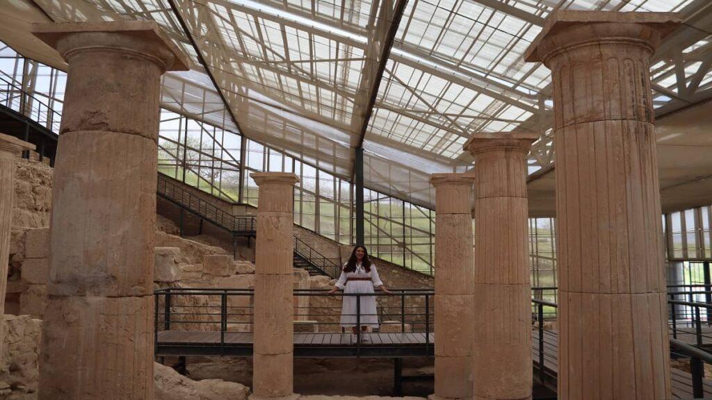 zeugma antik kenti gaziantep çevresi gezilecek yerler